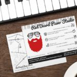 Quick Fire Questions: Red Beard Piano Studio