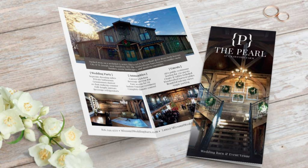 The Pearl at Crawford Farm Brochures Printed by NextDayFlyers